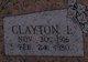 Clayton L. Callen