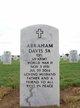 Abraham Davis, Sr