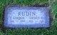 Carl Gordon Rudin