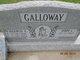 """Profile photo:  Valencia Ann """"Val"""" <I>Johnson</I> Galloway"""