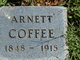 Profile photo:  Arnett Coffee