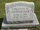 Virginia E. <I>Snider</I> Cooperider