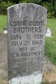 "Corinthia Bell ""Corine"" <I>Owens</I> Brothers"