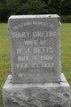 Mary Oretha Betts