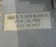 "Profile photo:  James David ""Bo"" Barron"
