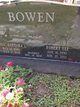 "Profile photo:  Barbara L. ""Bunny"" Bowen"