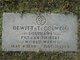 """Profile photo:  Dewitt Talmadge """"D.T., Tight"""" Colwell, Sr"""