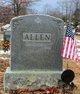 Profile photo:  Hattie M <I>Tift</I> Allen