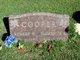 Profile photo:  Florence Agnes <I>Replogle</I> Cooper