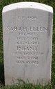"""Profile photo:   Sarah Ellen """" """" <I> </I> Beddingfield,"""