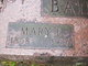 Mary E <I>McNabb</I> Bailey