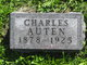 Profile photo:  Charles Auten