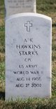 Profile photo:  A K Hawkins Starks
