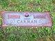 Profile photo:  Agnes Marie <I>Foreman</I> Carman