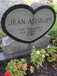 Profile photo:  Jean Ashburn