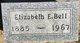 Elizabeth E. Bell
