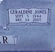 Profile photo:  Elsie Geraldine <I>Jones</I> Absher