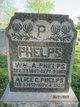Profile photo:  Alice G Phelps