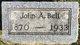 John A. Bell