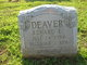 Profile photo:  Edward Eugene Deaver
