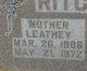 Profile photo:  Leathey <I>Hayes</I> Ritchey