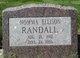 Florence Nomma <I>Ellison</I> Randall M D