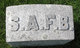 Sarah Amelia <I>Fleming</I> Bates