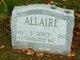 Profile photo:  E. Dewey Allaire