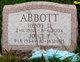Profile photo:  Joyce F. <I>Reed</I> Abbott
