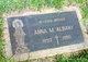 Profile photo:  Anna Mary Albany