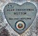 Profile photo:  Alan Christopher Hutton