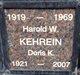 Profile photo:  Doris K. Kehrein