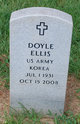 Profile photo:  Doyle Ellis