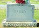 Profile photo:  Albert Howard Bailey, Jr
