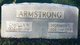 Camilla M <I>Sterosky</I> Armstrong