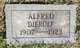 Profile photo:  Alfred August Dierolf