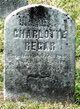 Profile photo:  Charlotte Regar