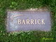 Profile photo:  Barrick