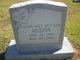 Alma Inez <I>Dutton</I> Austin