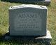 Profile photo:  Addie <I>Blakley</I> Adams