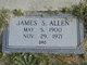 James Samuel Allen