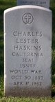 Profile photo:  Charles Lester Haskins