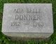 Profile photo:  Ada Belle <I>Copeland</I> Donner