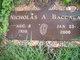 "Nicholas A ""Nick"" Baccala"