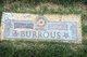 Beulah Marie <I>Rush</I> Burrous