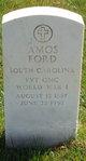 Profile photo:  Amos Ford