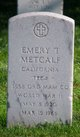 Emery Taylor Metcalf