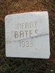Profile photo:  Infant Bates