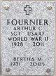 Profile photo:  Arthur C. Fournier