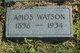 Amos Watson